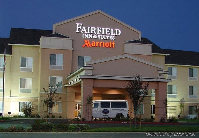 Fairfield Inn and Suites Sacramento Airport Natoma